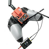 Модуль адаптера Motive-RC JR TX с ремешком Шея Крюк Для FrSky X-Lite R9M TBS Crossfire iRangeX IRX4 Многопротокольный JR Тип TX - 1TopShop, фото 2
