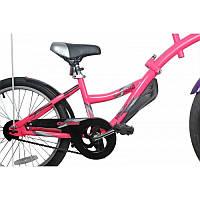 Велоприцеп WEERIDE Co-Pilot pink