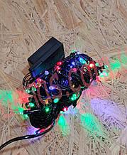 Світлодіодна гірлянда 90 LED лінза