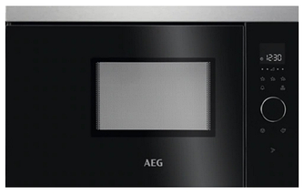 Встраиваемая микроволновая печь AEG MBB1756SEM