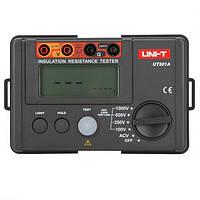 UNI-T UT501A 1000V Измеритель сопротивления изоляции MegOhmmeter Вольт Meterr с LCD Подсветка-1TopShop