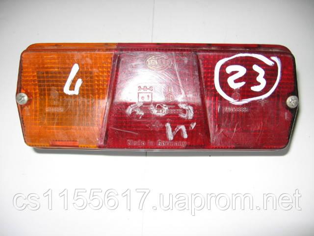 Задний фонарь оригинальный (2SE001680291) левый б/у на Mercedes-Benz T1 и T2 год 1972-1995