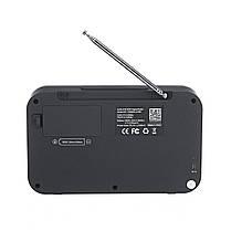 FM DAB 174.92-239.20 МГц DAB + цифровой Радио RDS TFT Дисплей Bluetooth 4.0 Speaker - 1TopShop, фото 2