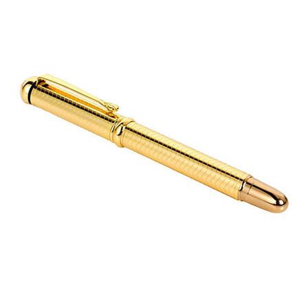 LUOSHI 765 Fountain Ручка 0.7 мм Позолоченная резная средняя нить - 1TopShop, фото 2