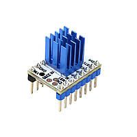 8 шт. TMC2209 V2.0 Шаговый Мотор Драйвер Super Бесшумный Приспособления для приглушения звука Mute Driver Board 256 Microsteps Для Sidewinder 3D