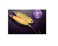 Колеблющаяся блесна Crazy Fish  SWIRL-3.3g #13-BGO