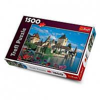 Пазл Замок Оберхофен, Швейцария 1500 эл.