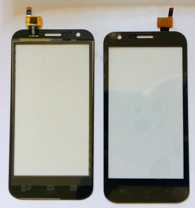 Prestigio Multiphone 5501 сенсорний екран, тачскрін чорний