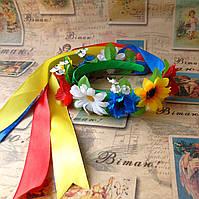 Украинский веночек Полевые цветы, фото 1