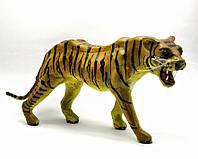 """Тигр кожа (30х18х8 см)(12"""")"""