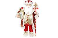 Новогодняя игрушка Санта 61см, BonaDi NY14-331