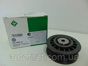 INA 532 0025 10 Ролик натяжителя ремня ребристый MB Sprinter/Vito (Германия)