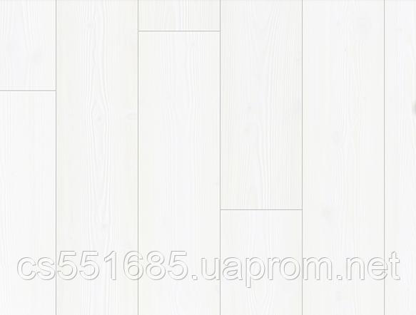 1859-Доска белая 33 кл, 12 мм , с фаской Коллекция Impressive Ultra ламинат Quick-Step
