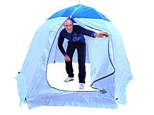Палатка  3 чел стек флай  полуавтомат