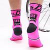 DH Sports Мужская Женская Велоспорт Подушка экипаж Sock На открытом воздухе Анти Дезодорация дезинформации тепла Носки - 1TopShop, фото 6