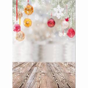 3x5FT Рождественская елка Декор Снежная фотография Фон Фон Студия Prop - 1TopShop, фото 2
