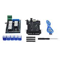 Обновление TWO TREES® Mega 2560 R3 RE-ARM 32-битная плата управления + Ramps1.6 + 5 * TMC2208 Драйверы Набор для 3D-принтеров-1TopShop