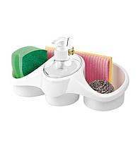 Дозатор для жидкого мыла кухонный