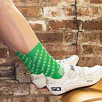 МужскаяженскаяверховаяподушкаCrewSock Breathable Анти Skid Athletic Носки - 1TopShop, фото 2