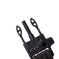 IPRee®6В1EDCParacord Watch На открытом воздухе Браслет выживания Инструмент Набор Компас Нож Flintstone Whistle - 1TopShop, фото 3