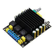 Цифровая аудиосистема Усилитель TDA7498 Power Audio Amp 2.0 Class D Stereo HIFI DC12-36V 2 * 100 Вт - 1TopShop, фото 3