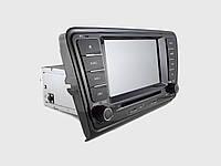 Штатное головное устройство Skoda Octavia A7 EasyGo S309