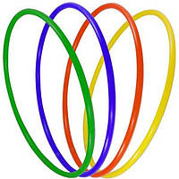 """Гр Обруч 0177 (10) /ЦЕНА ЗА 1 ШТ/ d круга = 80cм, d трубы = 2.7см """"BAMSIC"""""""