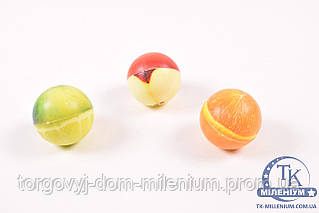 Антистресс-сквиш (шарик-фрукт) CLR231
