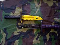 Нож с круглой ручкой M9 BayoneT: