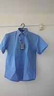 Рубашка школьная короткий рукав, фото 1