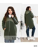 Куртка №8-185-хаки