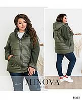 Куртка №8-186-хаки