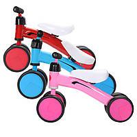 Спорт Детский Велотренажер Push-Трек Малыш Велосипед Baby Walker Ride On Slider Развивающие Игрушки - 1TopShop