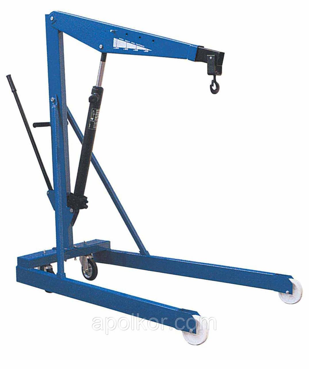 Кран гидравлический 500 кг ОМА 570