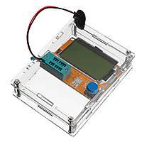 Geekcreit® LCR-T3 LCR-T4 Mega328 Транзисторный тестер Диодный триод Емкостный счетчик СОЭ в сборе - 1TopShop