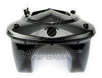 Кораблик для прикормки Carpboat Skarp Carbon  с эхолотом TF500