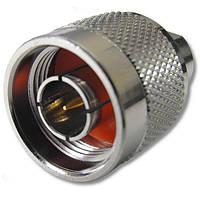 Разъём H1000 N-тип папа под кабель RG-8, RG-213, etc