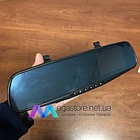 Автомобильный видеорегистратор зеркало с камерой заднего вида Vehicle Blackbox dvr камера в машину