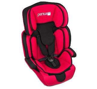 Автокресло Perilla 9-36 кг Красное с черным
