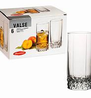 Набор стаканов Pasabahce Valse 425 мл 6 шт