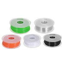 TWO TREES® 1,75 мм 1 кг Черный / Оранжевый / Зеленый / Белый / Прозрачный свет Проникновение PETG Нить для 3D-принтера-1TopShop