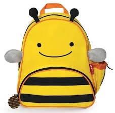 Рюкзак детский Skip Hop Zoo пчёлка.