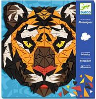 Художній комплект мозаїка Djeco Цар звірів (DJ08887)