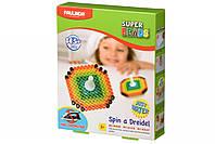 Набір для творчості Paulinda Super Beads Аквамозаїка-Спінера 145 ел.разноцветная PL-150040-2