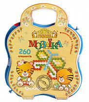 Розвиваюча іграшка Тигрес Мозаїка 260 елементів (39113)