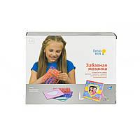 Набір для дитячої творчості Genio Kids Забавна мозаїка (8826)