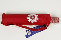 Зонт женский полуавтомат 3 сложения Lantana проявка волшебный однотонный, фото 1