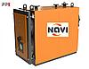 Газовий жаротрубний котел NAVI III 1060 (триходовий водогрійний 1060 кВт, 6 бар)