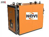 Газовий жаротрубний котел NAVI III 1060 (триходовий водогрійний 1060 кВт, 6 бар), фото 1