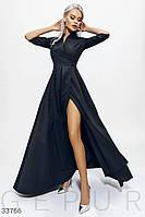 Элегантное длинное вечернее платье S M L XL 2XL 3XL 4XL
